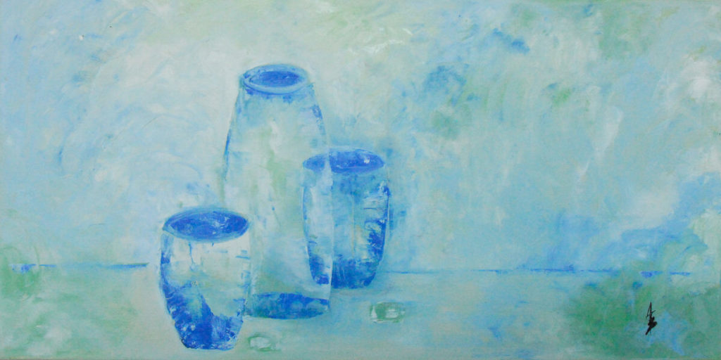 """""""Still Life"""" painting by Adri Moller"""